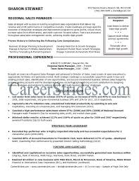 Facility Manager Resume Sample Best of Regional Manager Resume Sample Sales Management Resume Marvelous