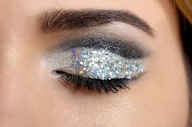 value place sparkly makeup ideas to wele the new year silver jpg