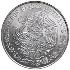 "1972 * 25 Pesos Silver Mexico ""Benito PJ Garcia"" (KM 480) UNC - Mynumi"
