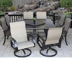 heritage outdoor living cast aluminum