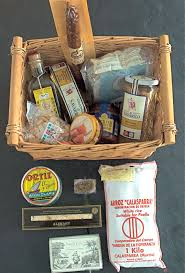 spanish fine food gift basket ano