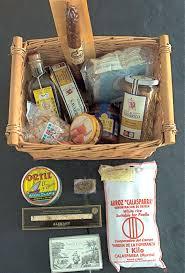 spanish fine food gift basket ano