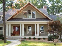 small craftsman house plans type