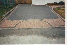 fantastic stamped concrete vs pavers for modern outdoor design unique stamped concrete vs pavers for