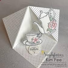 "Kim Fee on Instagram: ""I love a fun fold and this fun fold goes ..."