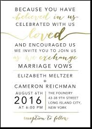 best 25 vow renewal invitations ideas on pinterest wedding Elegant Wedding Invitation Quotes i love the wording in this elegant exchange signature foil wedding invitations east six design white front elegant formal wedding invitation wording