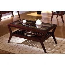 coffee table dark cherry wood coffee table cherry wood coffee intended for dark wood coffee table set