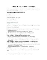 Resume Writing Format Resume For Work Experience Job Resume Example ...