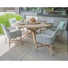 4 seasons outdoor 6 seat lisboa dining