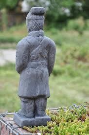 decor concrete figurines handmade order figurine chinese warrior terracotta army gift man on february 23