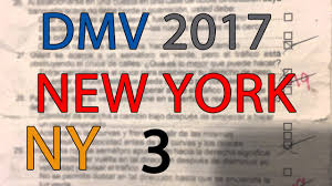 free new york dmv permit practice test 2017 ny serie 3