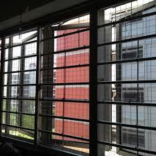 window wire mesh singapore center