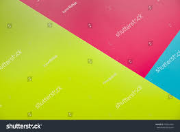 Color Cardboard Background Green Pink Blue Stock Photo 703824055
