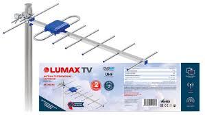 <b>Антенна LUMAX</b> DA2213А — купить по выгодной цене на Яндекс ...