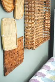 wicker wall decor how to hang a basket days of easy ideas uk wicker wall decor extraordinary