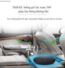 Phụ Kiện Ô Tô Máy Khử Mùi Máy Lọc Không Khí Trên ôtô Xe Hơi Xe Tải Xe Khách  Phòng Ngủ Hyundai Cao Cấp Tốt Cho Sức Khỏe Sale Lớn 50%