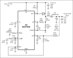 circuit diagram 15v dc power supply the wiring diagram 15v or ±12v output switch mode power supply has wide input voltage