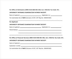 31 Payment Receipt Samples Pdf Word Excel Pages Numbers