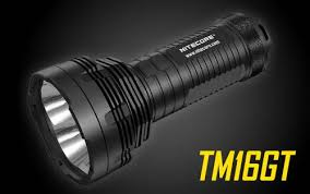 <b>Nitecore TM16GT</b> 3600 Lumen Long-Throwing LED Flashlight