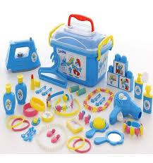 Игровой набор 56931 Смурфетта для девочек в чемодане ...
