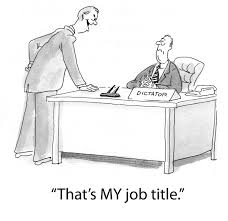 what s the importance of a job title aspire recruitment blog it will come as no surprise that the most common reason for someone leaving one job for another is for progression but what i m interested to know is