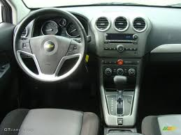 2012 Chevrolet Captiva Sport LS Black Dashboard Photo #78377113 ...