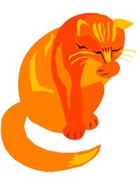 Resultado de imagem para gata no cio desenho