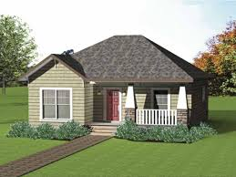 Eplans Craftsman House Plan   Low Cost Craftsman Cottage      Eplans Craftsman House Plan   Low Cost Craftsman Cottage   Square Feet and Bedrooms from Eplans   House Plan Code HWEPL