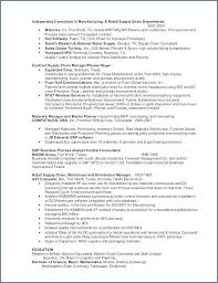Sales Manager Resume Examples Best Of Warehouse Job Description For