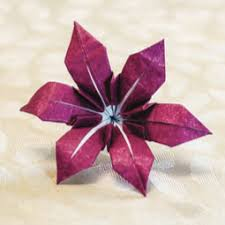 paper lily origami master cl flowers