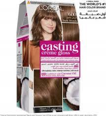 Loreal Casting Colour Chart Loreal Paris Casting Creme Gloss 600 Dark Blonde Haircolor