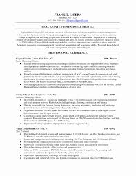 Real Estate Agent Resume Awesome 20 Restaurant Manager Resume Sample