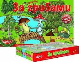 Игра настольная детская, <b>DREAM MAKERS</b>, За грибами 9035 ...