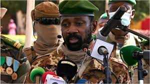 Meanwhile, a jihadist insurgency in mali's north and central regions continues. Mali S Coup Leader Assimi Goita Seizes Power Again Bbc News