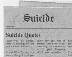 Suicidal Quotes About Love