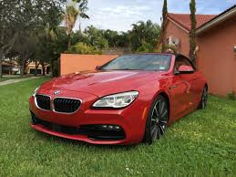 BMW Convertible bmw convertible 650i : Test Drive Review of the 2016 BMW 650i Convertible - CarPower360 ...
