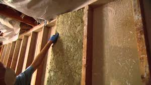 Danny Lipford uses ROXUL SAFE'n'SOUND® Insulation for Sound ...