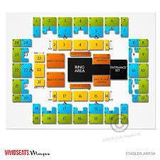 Santander Arena Seating Chart Wwe Citizens Business Bank Arena Seating Citizen Bank Park