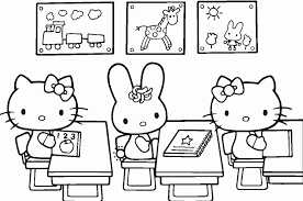 Small Picture Coloring Pages Kindergarten Coloring Pages Tryonshorts First Day