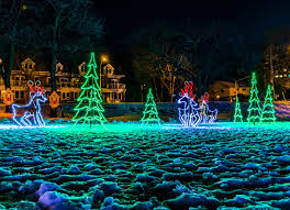 Burlington Christmas Lights 2018 Burlingtons Lakeside Festival Of Lights Festivals