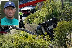 Tiger Woods' crash was caused by excessive speed, LA sheriff says