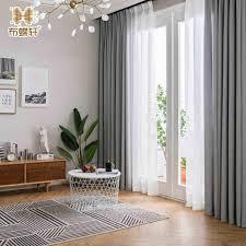 Office curtains Roller 2018newarrivalgreydrapesforbedroomjpg Dhgate 2019 2018 New Arrival Grey Drapes For Bedroom Office Custom Made