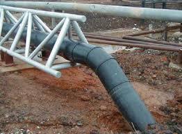 Resultado de imagen para imagen de apoyo rio arrastra tuberia de acueducto