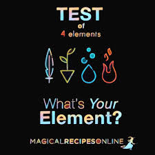 Wiccan Element Chart Test Whats Your Element How To Define Whats My Primary