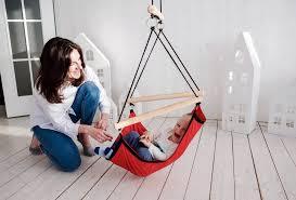 <b>Подвесные детские качели</b> для дома (58 фото): домашние ...