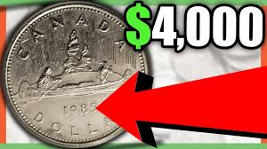 7 Extremely Rare And Valuable Canadian Coins Worth Money Coins To Look For