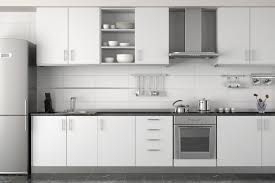 Small Picture Let Your Days Turning Stylish with Exclusive White Kitchen Design