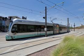 Light Rail In The Us Phoenix Votes To Expand Light Rail As Cities Wrestle With