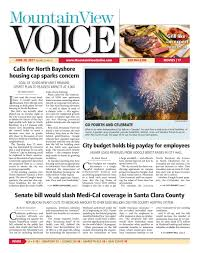 Mountain View Voice June 30 2017 by Mountain View Voice issuu