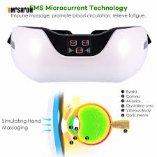 Vision Light Therapy Us 35 54 21 Off Green Light Therapy Myopia Treatment Eyes Massager Spa 3d Fatigue Relieve Head Stress Relief Massage Care Myopia Restore Vision In